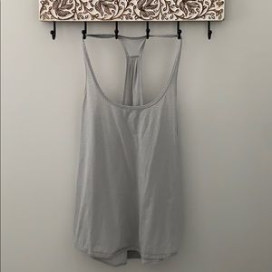 Lululemon tank! Cute Scalloped edges!